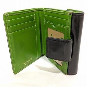 Kate Spade Small Black Wallet